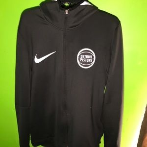 NBA Nike tech fleece jacket